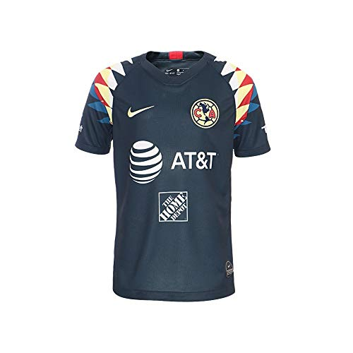 Nike 2019-2020 Youth Club America Away Jersey (Armory Navy) (YM)