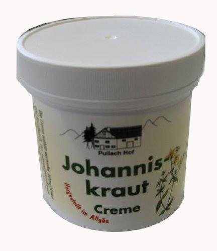 Johanniskraut Creme 250ml für schonende Hautpflege Pullach Hof