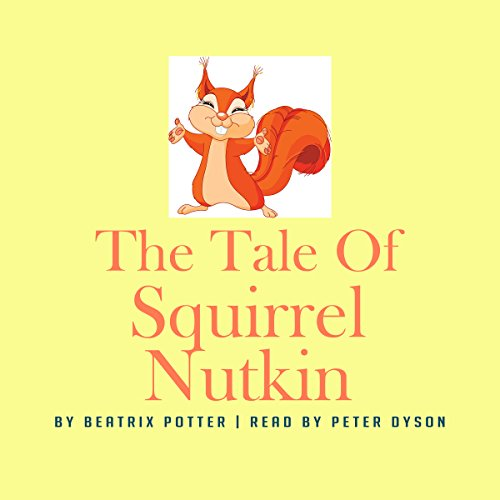 『The Tale of Squirrel Nutkin』のカバーアート