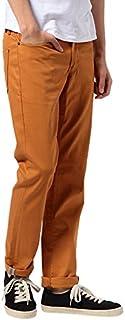 (リーバイス)Levi's COMMUTER 511-スリムテーパード/オレンジ/ストレッチツイル 19151-0007  ブラウン パンツ