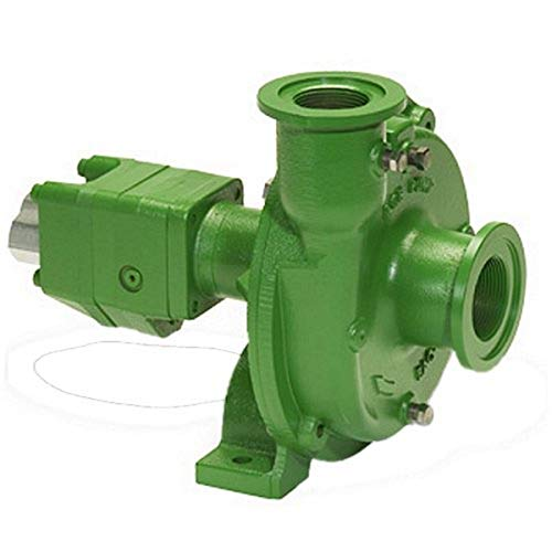 Ace Pumps FMC-150F-HYD-206 Hydraulic Driven Centrifugal Pump, Flanged, for Open Center Systems Up to 16 GPM (60.6 LPM), 1-1/2
