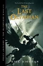Rick Riordan: The Last Olympian (Percy Jackson & the Olympians # 5) (Paperback); 2011 Edition
