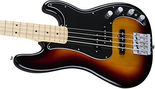『Fender エレキベース Deluxe Active P Bass® Special, Maple Fingerboard, 3 Color Sunburst』の5枚目の画像
