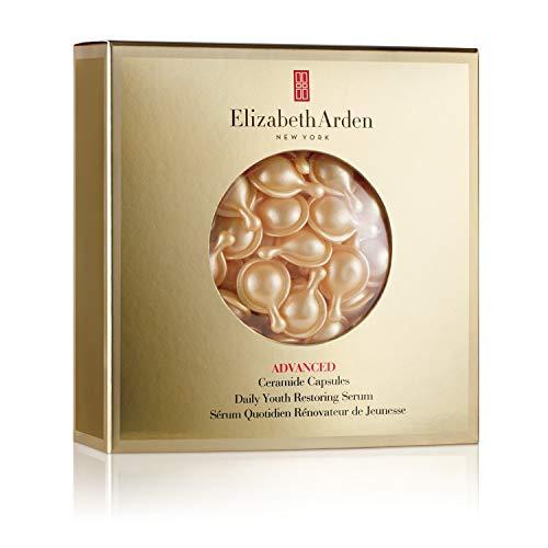 Elizabeth Arden Ceramide Gold Capsules Daily Youth Restoring Serum, Nachfüller, 45 Stück, 21ml