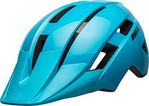 Bell Unisex Jugend Sidetrack II Fahrradhelm Kids, Light Blue, Einheitsgröße