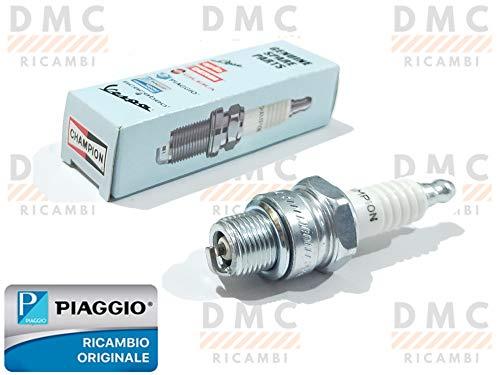 CANDELA ACCENSIONE RL82C PER PIAGGIO APE TM 703 - PIAGGIO VESPA PX 125-150 ORIGINALE PIAGGIO.