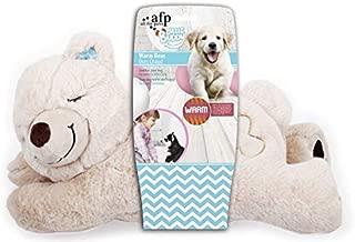 AFP Snuggle Bear Toy Pet Behavioral Aid Toy Warm Plush Toy