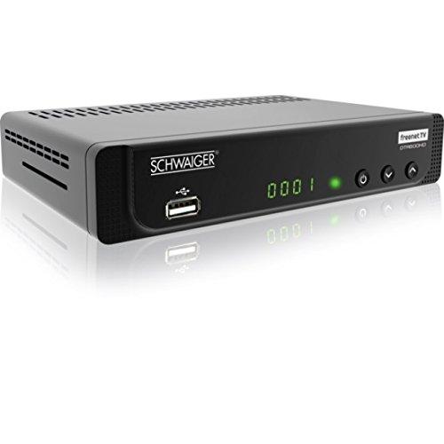 Schwaiger DTR600HD DVB-T2 HD Receiver schwarz