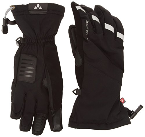 VAUDE Herren Handschuhe Tura Gloves II, Black, 9, 053600100900