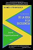 Tu Negocio: De la Idea a la Excelencia: Perfil Organizacional (Libro)