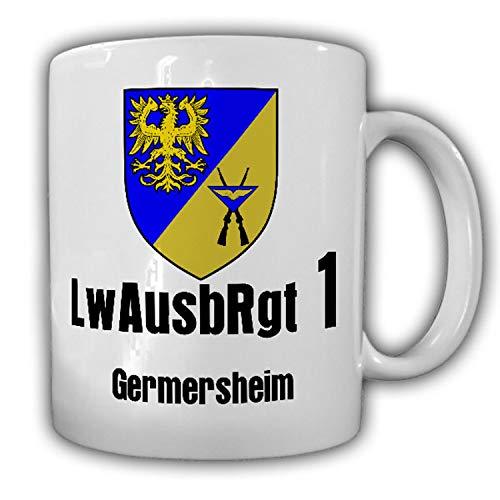 LwAusbRgt 1 Germersheim Luftwaffenausbildungsregiment Einheit Tasse #20034