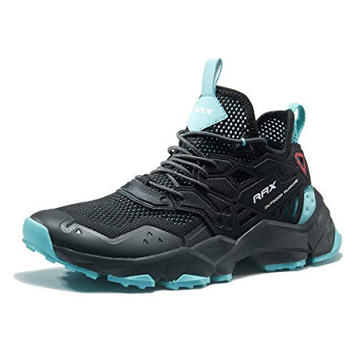RAX Herren Ventilation Trekking-Wanderschuhe Outdoor Traillaufschuhe Sneaker(43 EU)