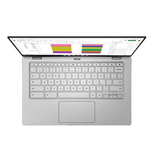 Comparison of ASUS Chromebook Flip (C434TA-DSM4T) vs Lenovo Legion 5 (82AU0045UK)