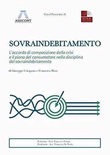 Sovraindebitamento: L'accordo di composizione della crisi e il piano del sovraindebitamento (I Saggi Vol. 1) (Italian Edition)