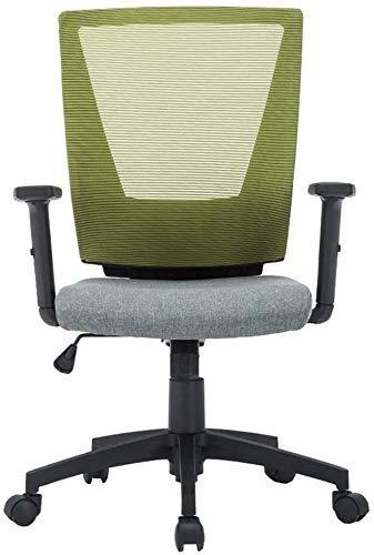 Silla de oficina en el hogar silla de escritorio de malla asiento de inclinación función elevable altura 45-53cm silla de ordenador peso 120kg SHIYUE