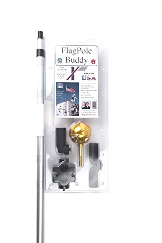 FlagPole Buddy RV Flag Pole Kit 12 Feet