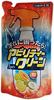 Tipo'sアビリティークリーン詰め替え × 10個セット