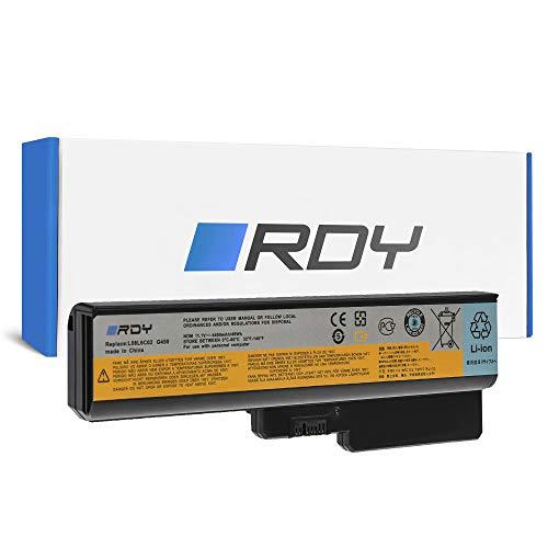 RDY Batería L08L6Y02 L08S6C02 L08S6Y02 para Lenovo G530 G550 G555 G430 G450 B550 N500