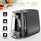 Best Battery Operated Pencil Sharpeners - Electric Pencil Sharpener, Super Sharp and Fast ARCBLD Review