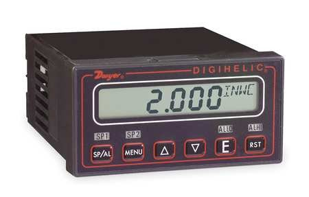 Best Bargain Dwyer Instruments, Inc. DH006 DWYER DIGIHELIC DIFF PRESS CN