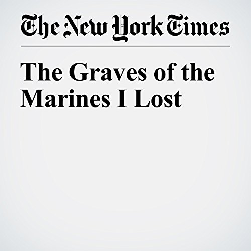 The Graves of the Marines I Lost audiobook cover art