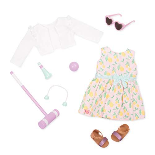 Our Generation BD30380Z Doll Outfit, Multicoloured