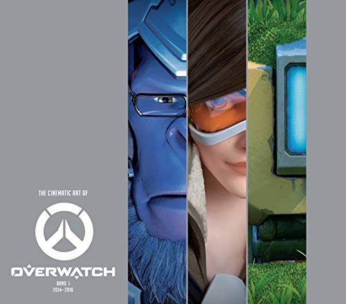 The Cinematic Art of Overwatch: Bd. 1: 2014-2016
