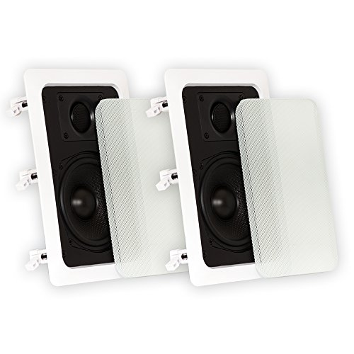 Our #7 Pick is the Theater Solutions Surround Sound TS50W