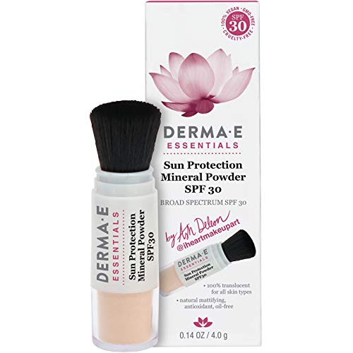 DERMA E Sun Protection Mineral Powder SPF 30