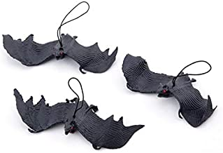 Professional Halloween Party Simulation Toy Bats Hanging Pendant Animals April Fool S, Shop By Category - Fun Bat, Plastic Bats, Bat Toy Plastic, Fly Simulator, Halloween Bats In Halloween Decor