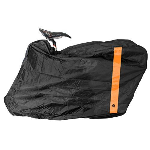 GORIX(ゴリックス) 横入式 自転車用輪行袋 輪行バッグ Ca3 オレンジ