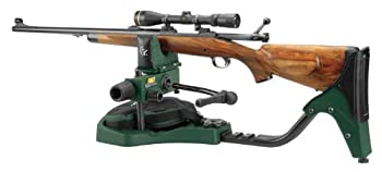 Caldwell Lead Sled FCX Adjustable Ambidextrous Recoil Reducing Rifle Shooting Rest for Outdoor Range