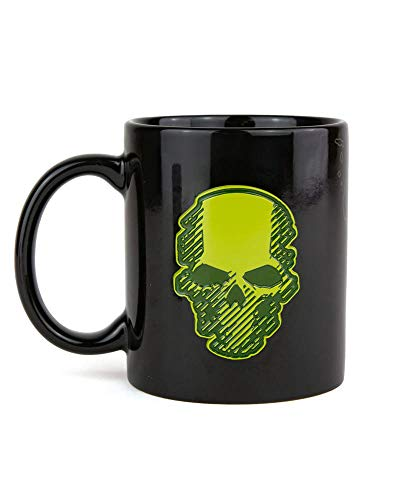 numskull Ghost Recon Official Merchandise - Metal Badge Mug