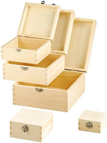 1着でも送料無料 efco wooden box wood brown トラスト 19 cm x 10