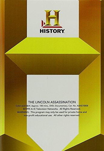 The Lincoln Assassination (History Channel) (A&E DVD Archives)