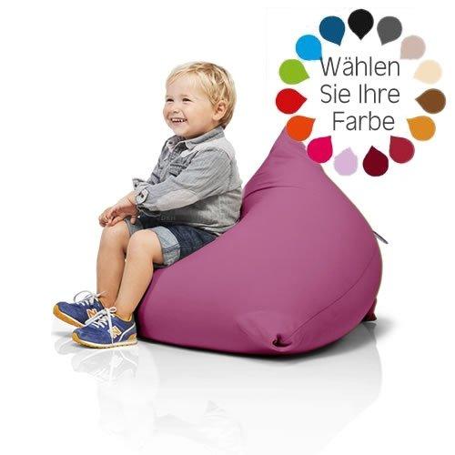 Terapy  Sitzsack Sydney, der ideale Sitzsack für Kinder pink