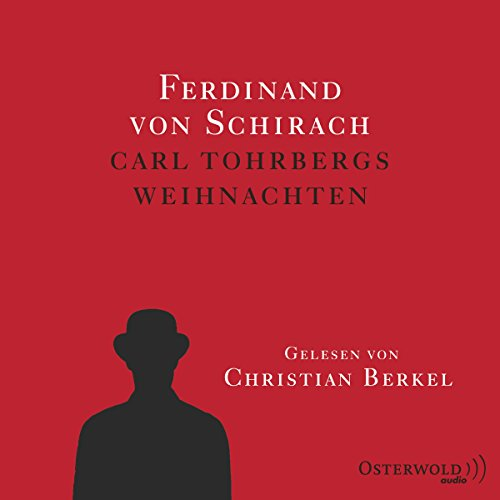 Carl Tohrbergs Weihnachten audiobook cover art