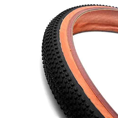 FYYTRL Neumático de Repuesto para Bicicleta, neumático General para Bicicleta de montaña, Negro, Apto para Bicicletas de montaña y de Carretera,29 * 2.1