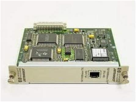 AIM Refurbish Replacement for Jetdirect Max 67% OFF 100B-tx 10 lowest price ENET Card AI