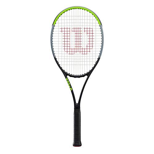 """Wilson Blade v7 98 16×19 Tennis Racquet (4 1/8"""" Grip)"""
