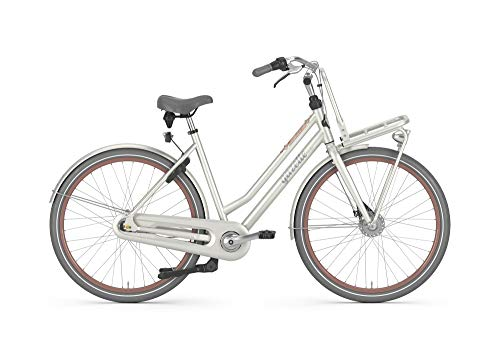 Gazelle Miss Grace T7R RT Trekking Bike 2020 (49 cm, weiß)