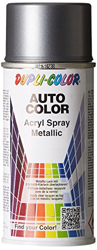Dupli-Color 836572 Auto-Color-Spray, 150 ml, AC Grau Metallic 70-0211