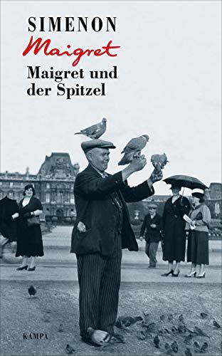 Maigret und der Spitzel (Georges Simenon 74) (German Edition)