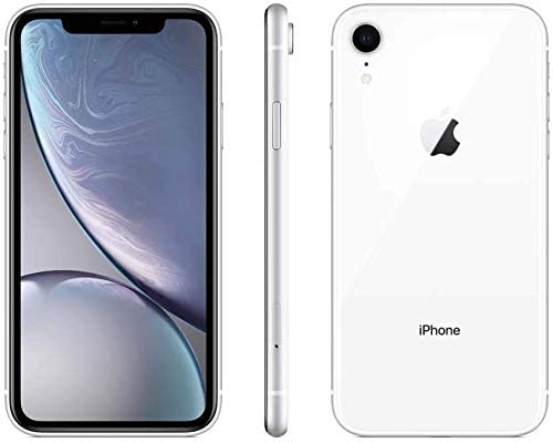 Amazon Com Apple Iphone Xr 64gb White Fully Unlocked Renewed