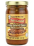 So-Good Coney Island Sauce with Ground Beef 8...