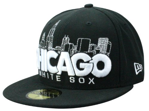 New Era Chicago White Sox Cap City Series Word | Taille 7 + Bandana gratuit