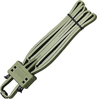 UZI Flex Cuffs OD Green.
