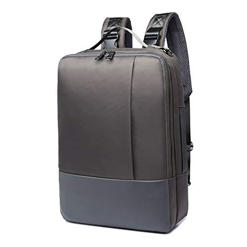 Msbir Gift Waterproof Casual Bag Men'S Notebook Computer Bag Men'S Backpack 16.5 Inch Grey zaino uomo viaggio antifurto zaino donna antifurto zaino casual uomo zaino antifurto uomo business zaino