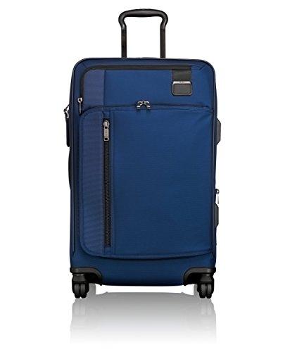 Tumi Merge - Short Trip Expandable 4.9 kg, 83.3 L Equipaje de Mano, 66 cm, 83.265 Liters, Azul (Ocean Blue)