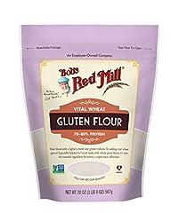 One, 20 oz. Bag (1.25 lbs.) Vegan; Vegetarian; Kosher Pareve 75-80% protein Vegan meat substitute Adds elasticity to whole grain breads